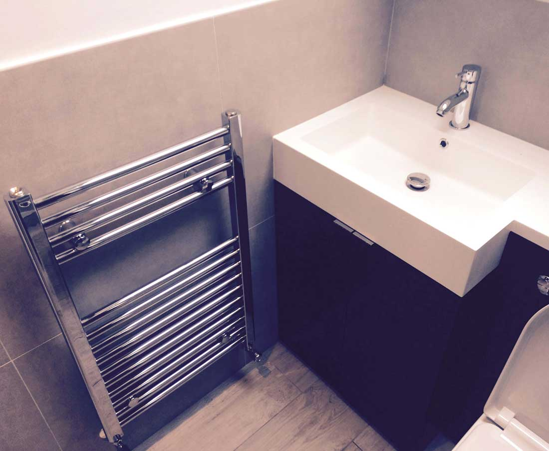 Professional Bathroom Refurbishment