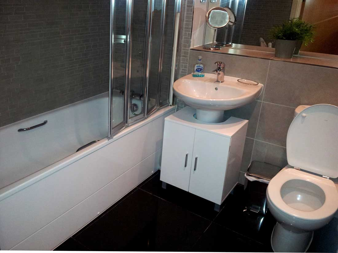 Specialists in Bathroom Fitting