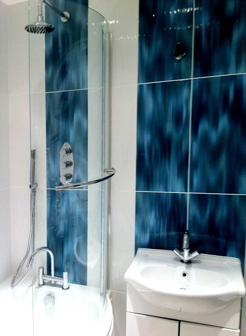 Professional Shower Fitters in London