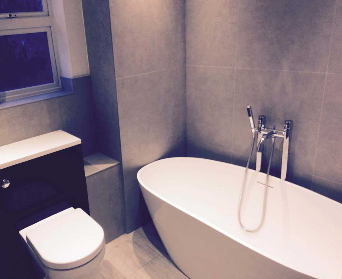 Experts in Bathroom Fitting Services