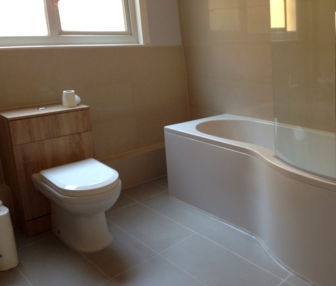 Bathroom Fitters Shadwell