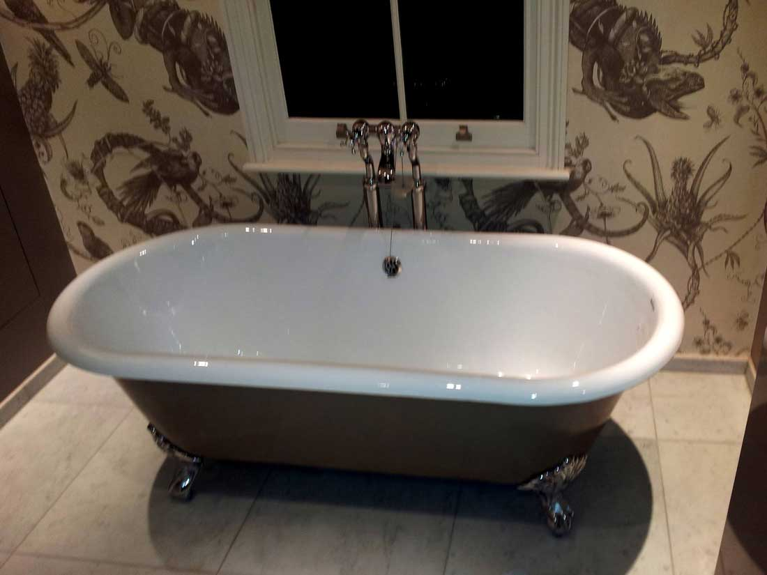 Bathroom Installations Courtfield